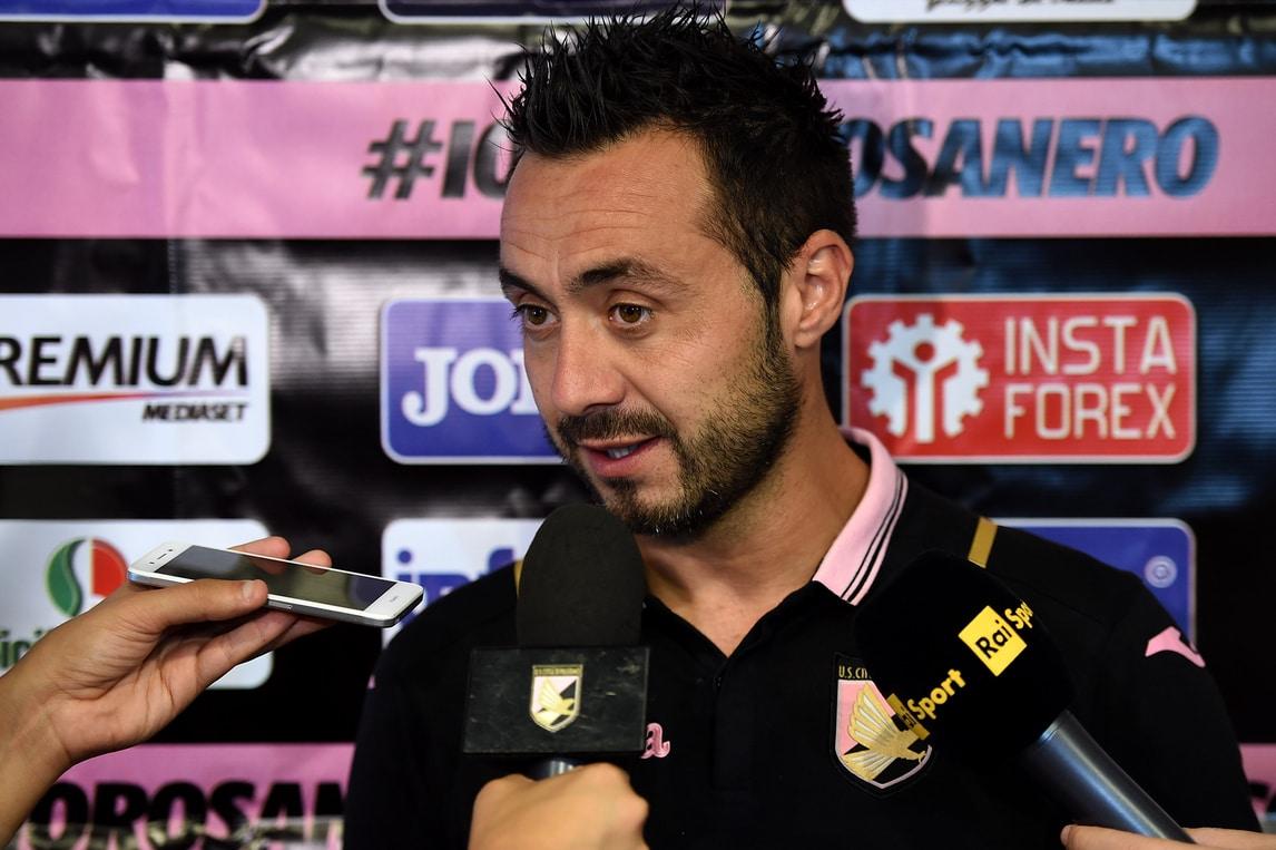 Serie A Palermo, De Zerbi: «L'Atalanta va presa come una finale»
