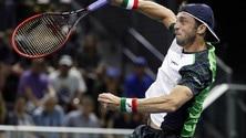 Tennis, Atp San Pietroburgo: Lorenzi ok al primo turno