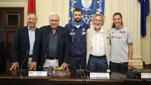 Volley: Qualificazioni Europee, presentato il torneo di Montecatini