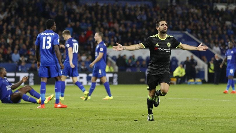 Il Chelsea è con Conte! E Fabregas va giù durissimo…
