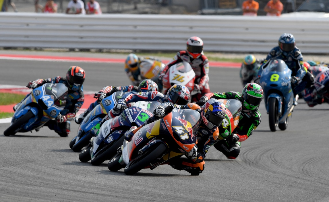 MotoGp, Valencia in calendario fino al 2021