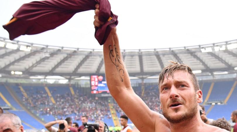 Francesco Totti Official: il capitano della Roma approda su Facebook