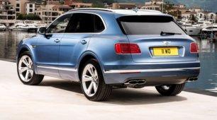 Bentley Bentayga Diesel: foto