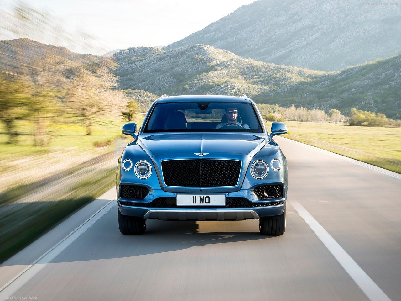 Bentley Bentayga, ora è il Suv diesel più veloce al mondo