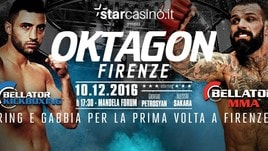 Oktagon sbarca anche a Firenze