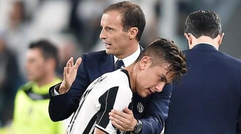 Serie A Juventus, Allegri: «Il carattere esce nelle difficoltà»