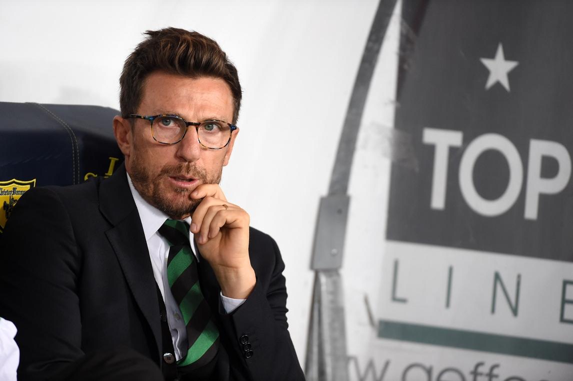 Europa League Sassuolo, Di Francesco: «Gara non decisiva ma importante»
