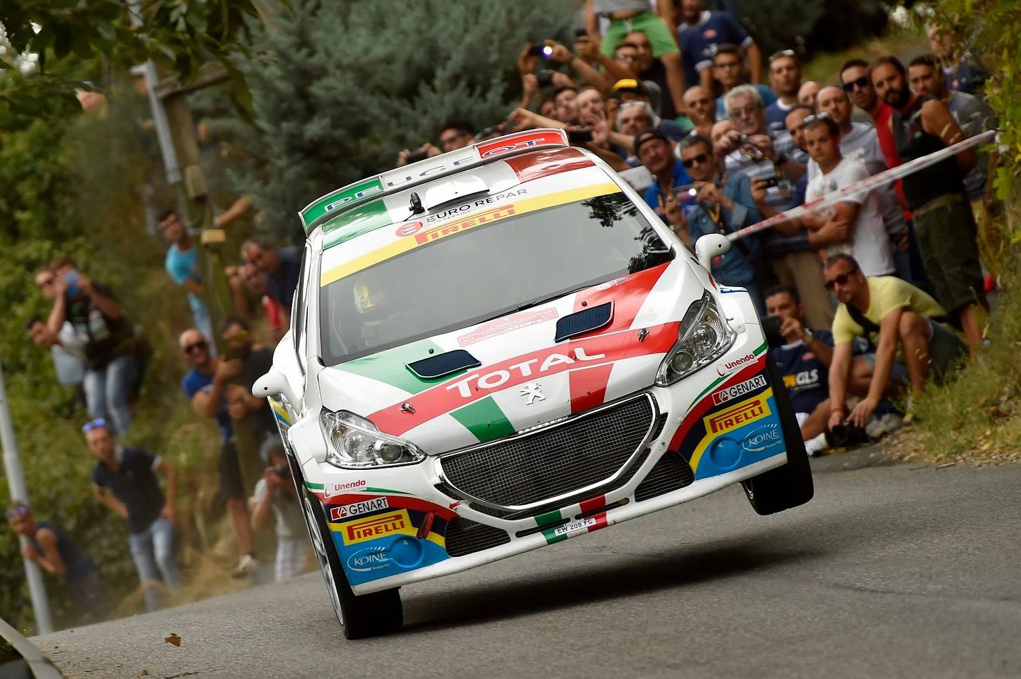 Roma Capitale del Campionato Italiano Rally e dei motori