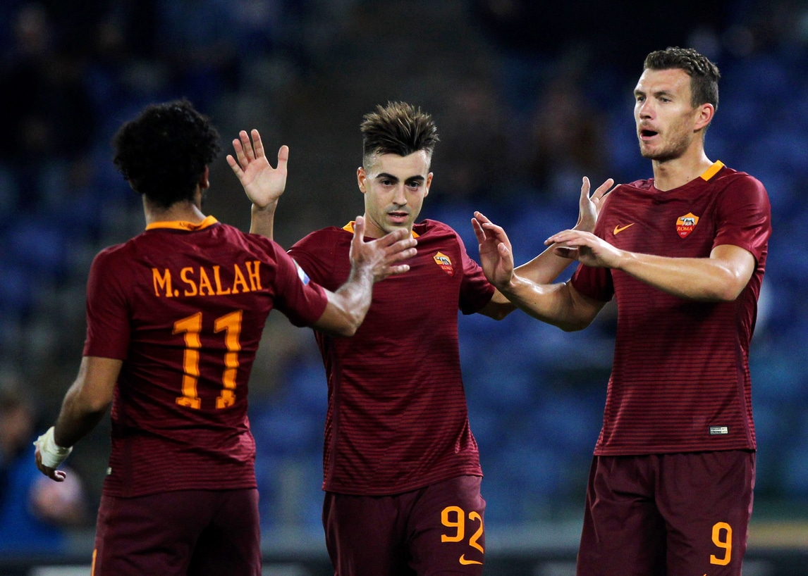 Serie A Roma, El Shaarawy: «L'esultanza? Uno sfogo personale»