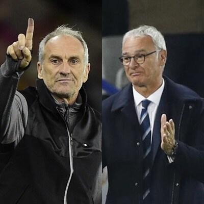 Premier League: Guidolin a rischio, un premio per Ranieri