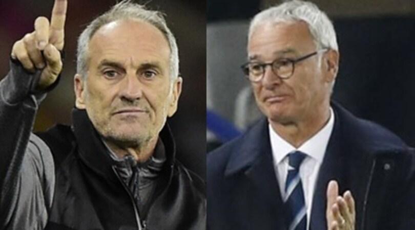 Premier League: Guidolin a rischio. Un premio per Ranieri
