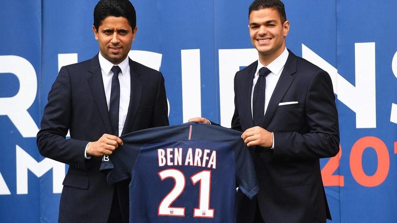 Calciomercato, Emery a Ben Arfa: «Non sei Messi»