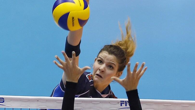 Volley: Qualificazioni Mondiali, l'Italdonne supera 3-0 la Bosnia