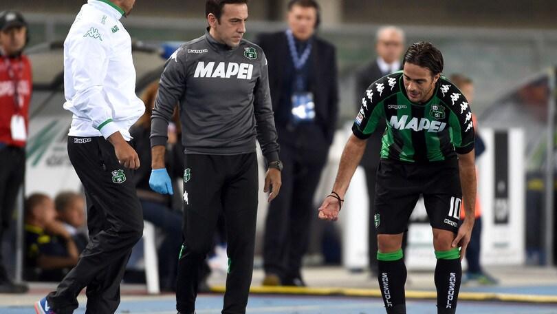 Le probabili formazioni di Sassuolo-Udinese - Dubbio attacco per Iachini