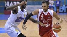 Basket Serie A, Aradori capitano di Reggio Emilia