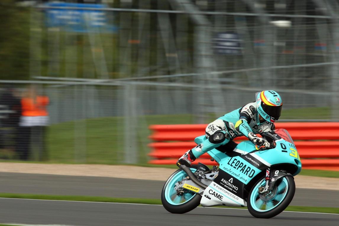 Moto3, Leopard ingaggia Loi