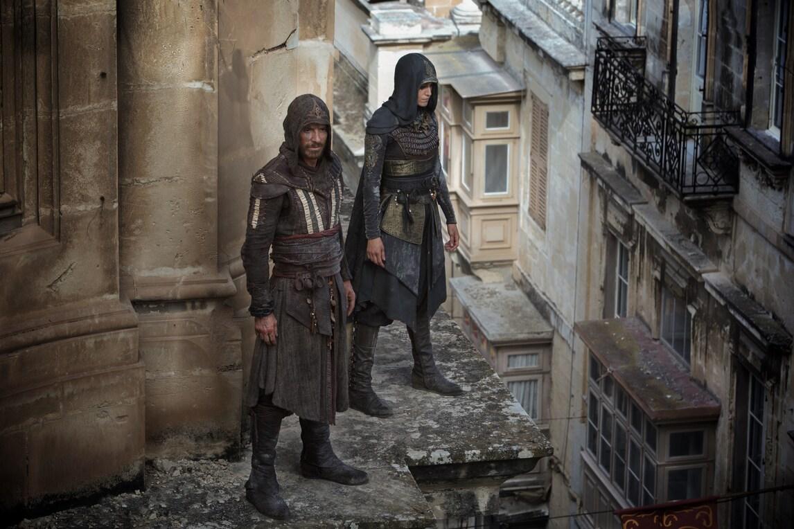 """Assassin's Creed, ecco come è stato creato """"il Balzo della Fede"""""""