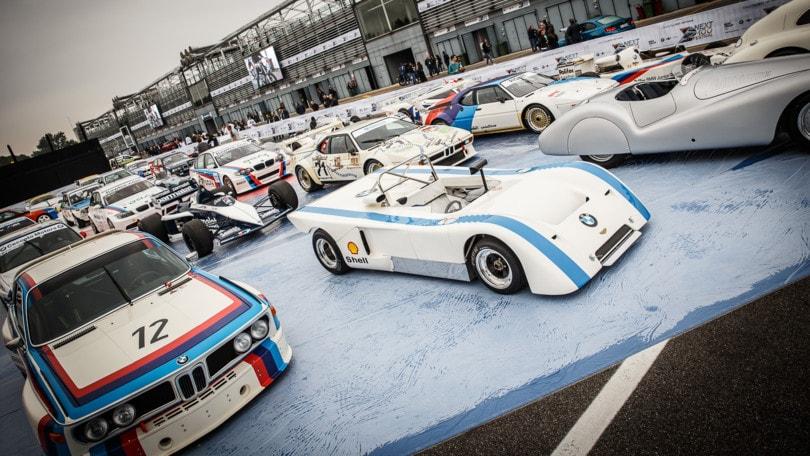 BMW, iniziate le celebrazioni per il centenario