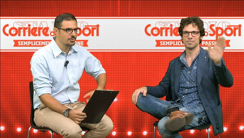 Francesco Montanari: «Dal calcio al cinema, vi dico tutto»