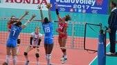 Volley: Qualificazioni Europee, l'Italia supera l'Austria