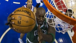 "Kevin Garnett, ""the big ticket"" dice addio all'Nba"