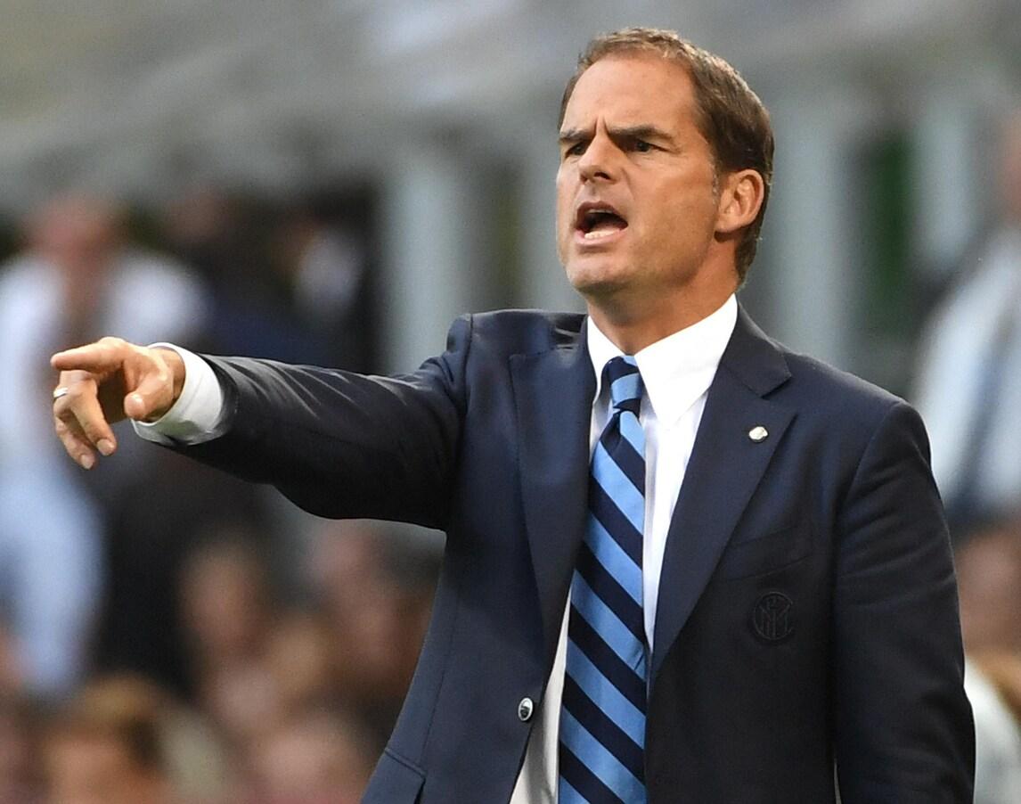 De Boer: «Gabigol è pronto, Inter avanti così»