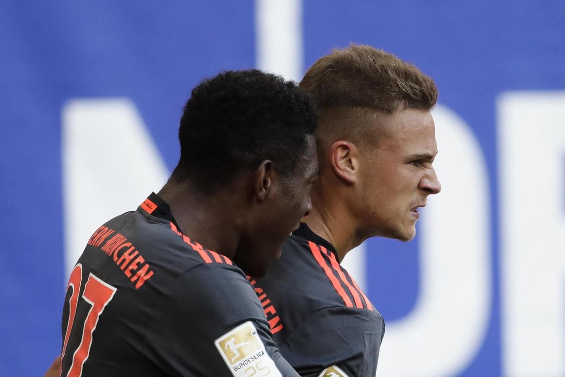 Bundesliga, vince ancora il Bayern. Chicharito: tripletta