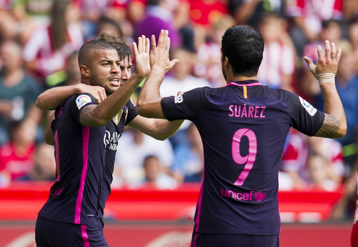 Barcellona, 5-0 al Gijon: doppietta di Neymar