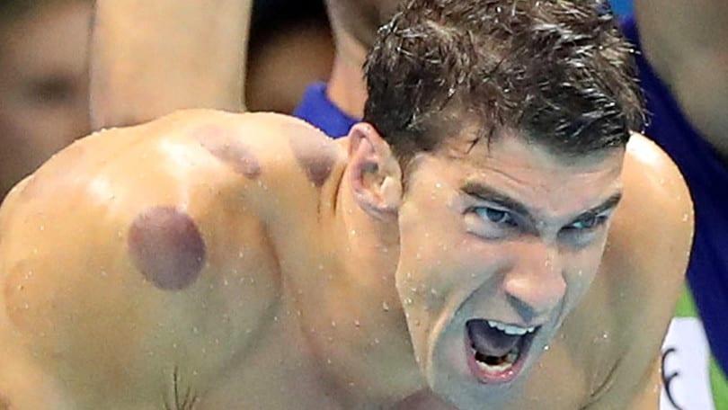 Michael Phelps a Che Tempo Che Fa il 25 settembre