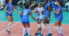 Volley: Qualificazioni Europee, l'Italia facile sulla Lettonia