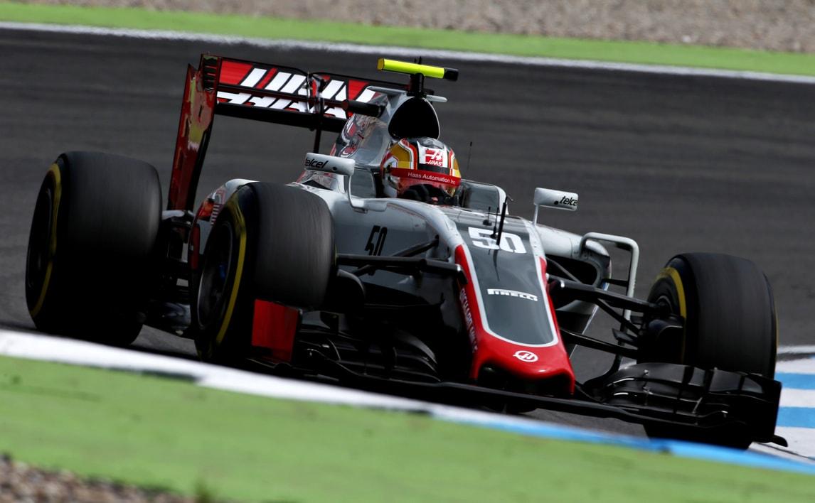 F1, Team Haas: Leclerc in pista in Brasile