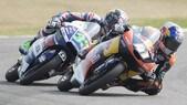Moto3, Aragon: vince Navarro, Binder è campione