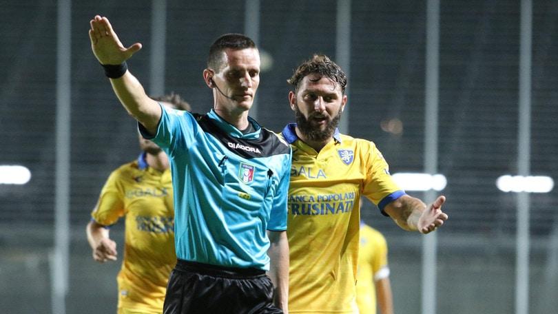 Serie B, Verona-Frosinone 2-0: Pazzini implacabile dal dischetto