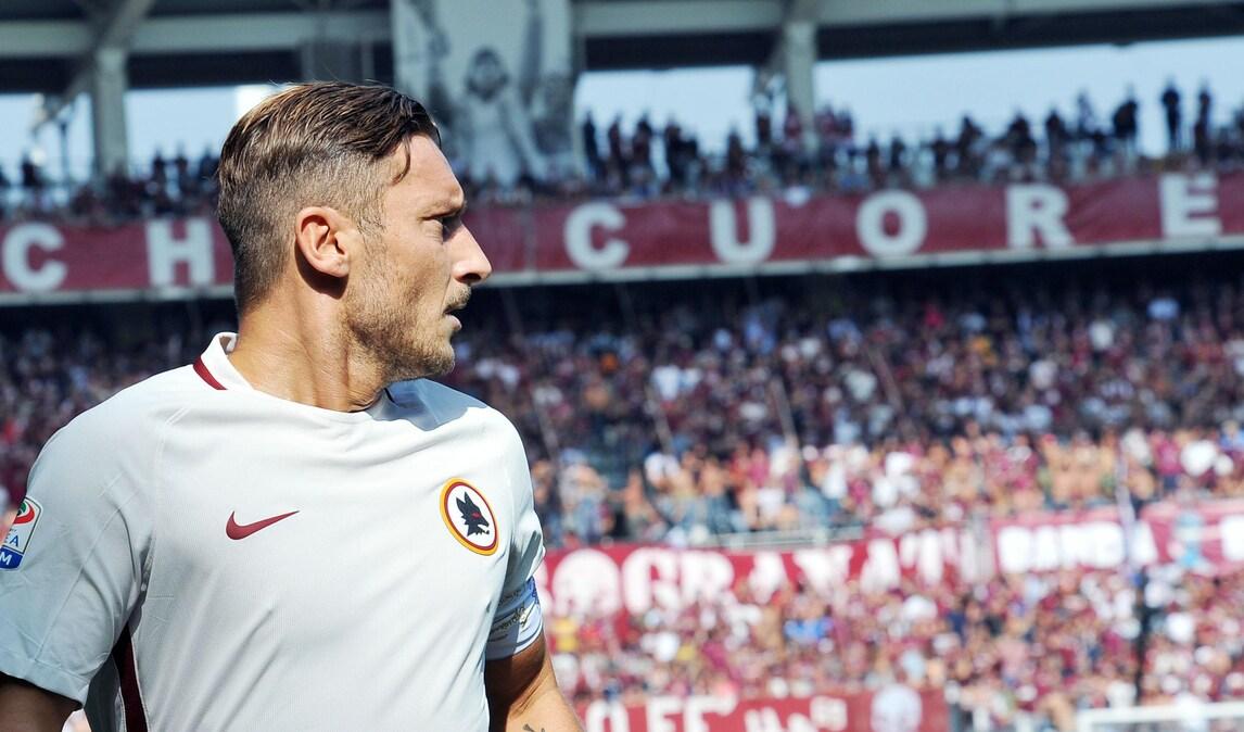Serie A Torino, Mihajlovic: «Totti? Il più forte degli ultimi 25 anni in Italia»