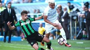 Sassuolo-Udinese 1-0: Defrel firma la vittoria neroverde