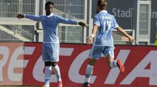 Lazio-Empoli 2-0: Keita-Lulic, che coppia all'Olimpico!