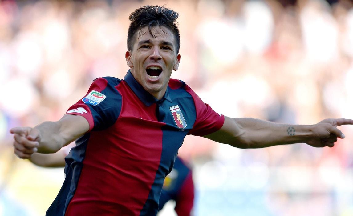 Genoa, la prima gioia di Simeone: «E ora chiamo papà Diego»