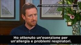 "Wiggins: ""No doping, esenzione per asma"""