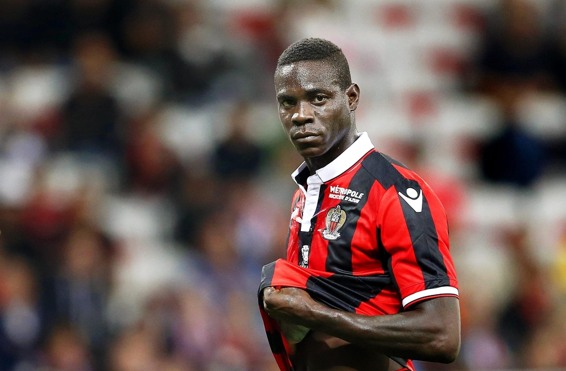 Ligue1 Nizza-Lorient 2-1: Balotelli, gol decisivo ed espulsione