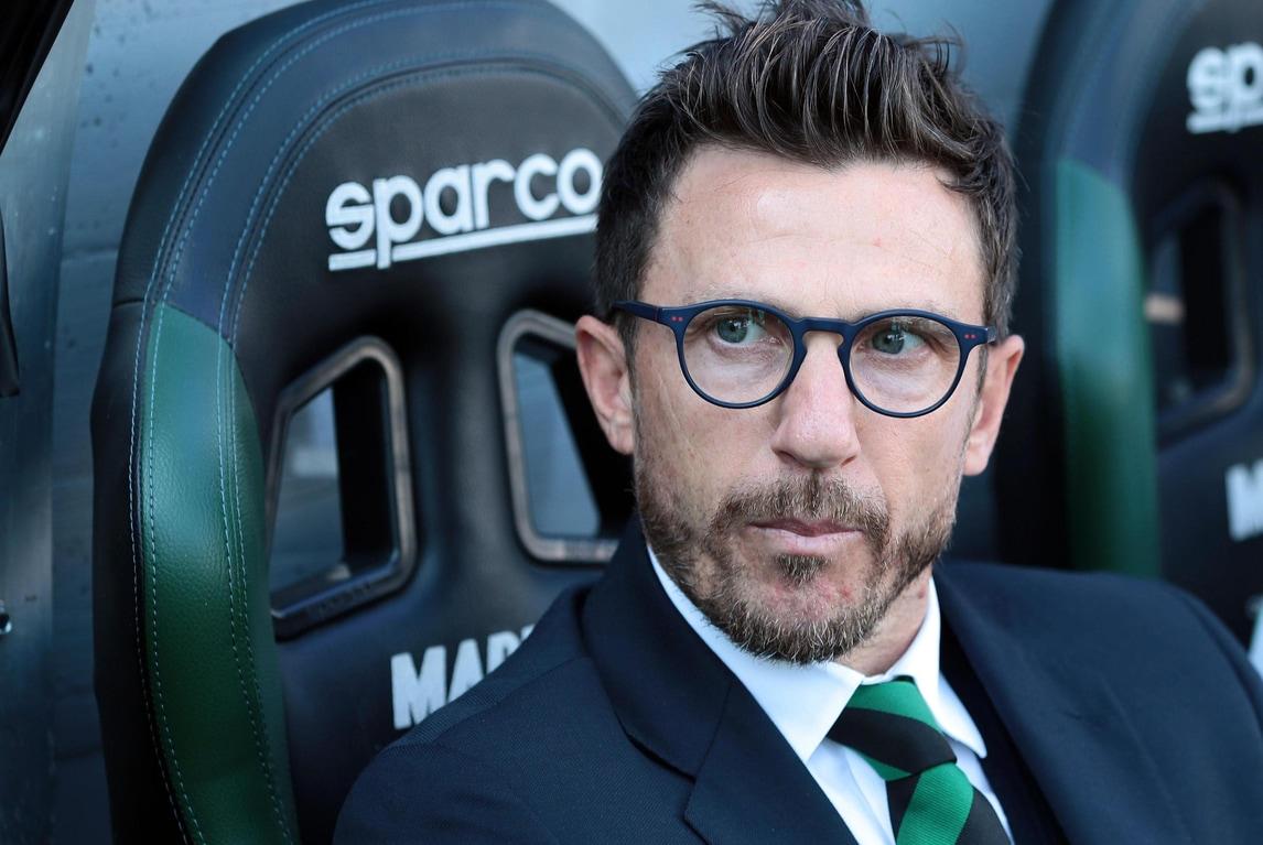 Serie A Sassuolo, Di Francesco vince ancora: «Soffrendo come la Juventus…»