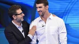 Michael Phelps: «Ho scelto il ritiro anche se in acqua mi sento felice»
