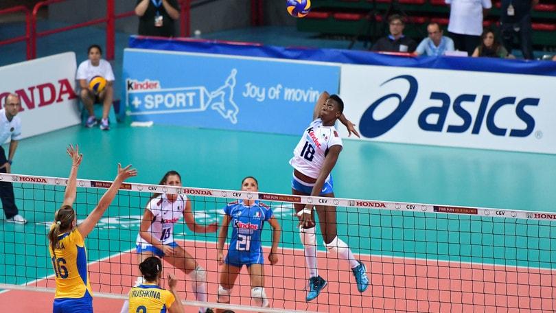 Volley: Qualificazioni Europee, Italia missione compiuta !