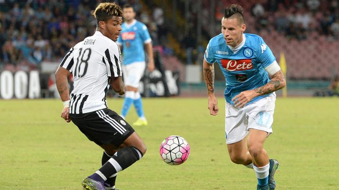 Serie A: Juventus e Napoli, prima fuga