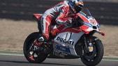 MotoGp Ducati, Pirro: «Weekend complicato»