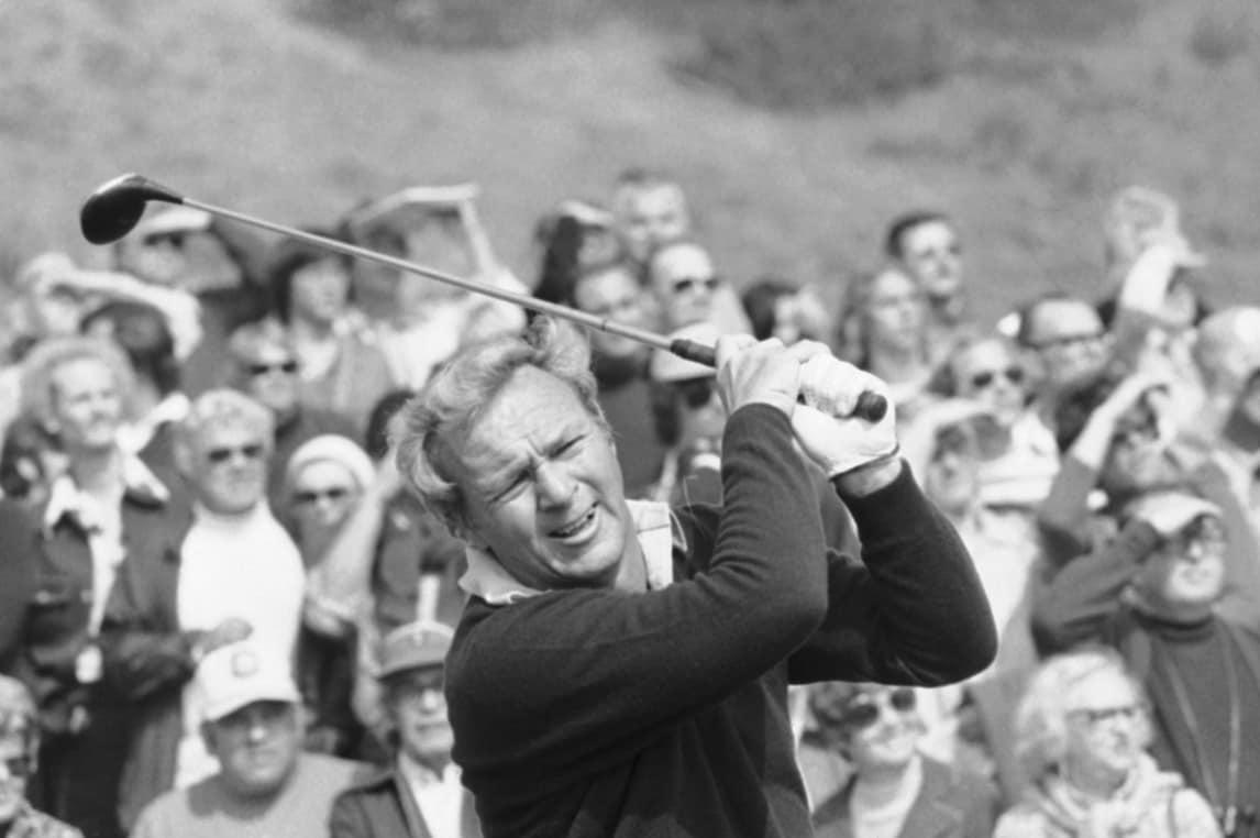 Golf, morto Arnold Palmer: rese lo sport popolare