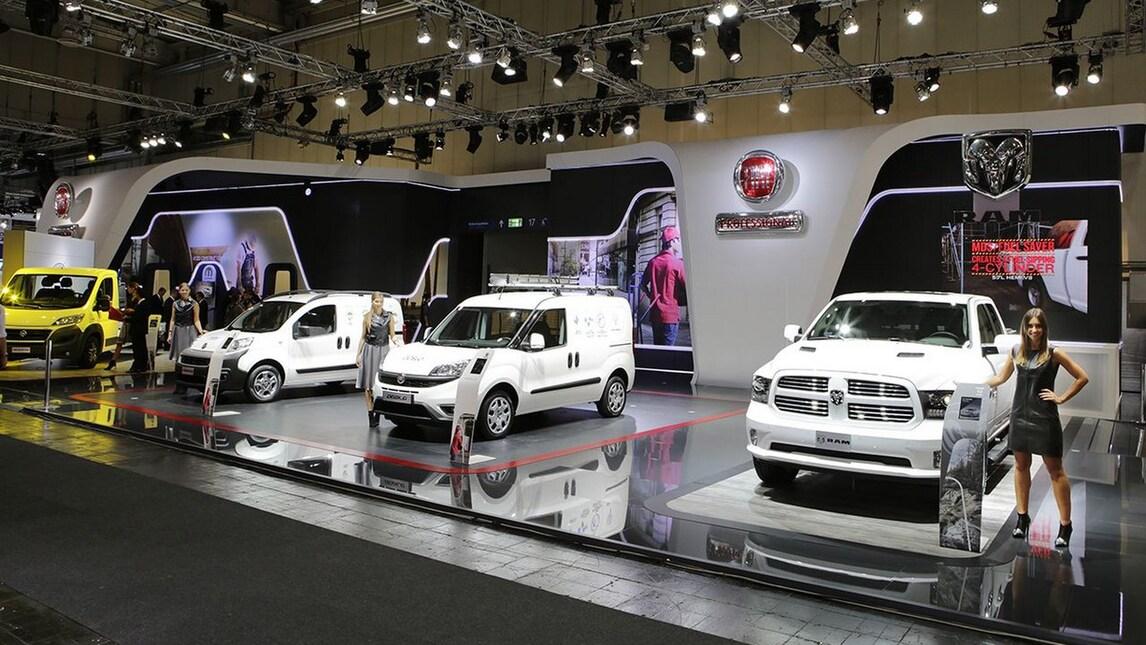 Fiat Professional, tutta la gamma al Salone di Hannover