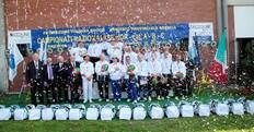 Campionati di Brescia. Spettacolo con 9 titoli per 3 categorie
