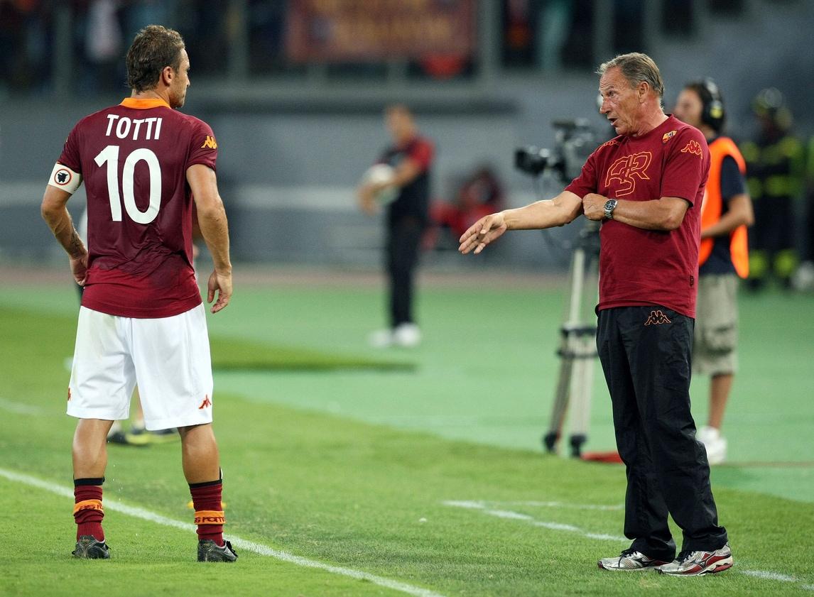 «Totti, la mia stella che illumina il campo»