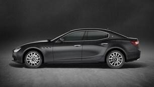 Maserati Ghibli 2017: foto
