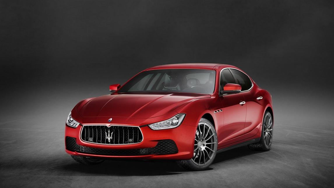 Maserati Ghibli, a Parigi gli aggiornamenti tecnologici